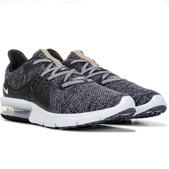 1185c7467c Nike Shoes | Sequent 3 Black White Knit | Poshmark